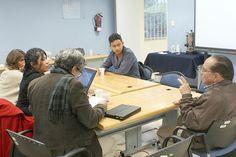 Mesa de trabajo 2. Seminario: Visiones sobre Mediación Tecnológica en Educación. Quinta Sesión, 8 de septiembre de 2014.
