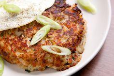 Turkey Hash Patties Recipe - CHOW