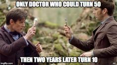 Words of wisdom, 10 years of New Who!