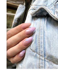 76 jelly nails trends ideas to inspired soul page 00042 Nude Nails, Nail Manicure, Pink Nails, Coffin Nails, Manicures, Pastel Nails, Glitter Nails, Acrylic Nail Designs, Cute Acrylic Nails