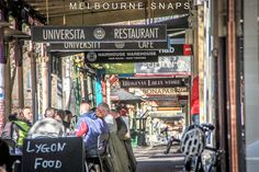 MELBOURNE - CAPITAL OF COOL!