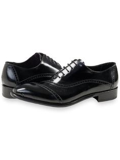 Italian Leather Oxford from Paul Fredrick