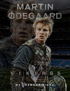 Martin Ødegaard - Vikings