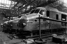Mat'54 bij werkspoor