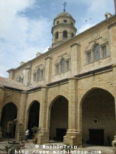Ubeda, world heritage site.