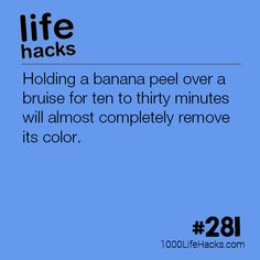 Life Hacks) The post Get Rid of a Bruise appeared first on 1000 Life Hacks.The post Get Rid of a Bruise appeared first on 1000 Life Hacks. Hack My Life, Simple Life Hacks, Useful Life Hacks, Awesome Life Hacks, Summer Life Hacks, Awesome Quotes, Natural Health Remedies, Home Remedies, 1000 Lifehacks