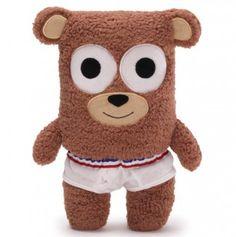 Bear In Underwear- Bear