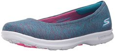 Skechers Performance Womens Go Step Challenge Walking Shoe