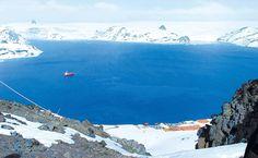 Estação Antártida Comandante Ferraz