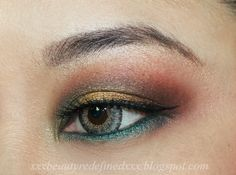 Coastal Scents Fall Festival look by BeautyRedefined by Pang