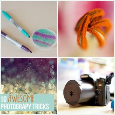 10 Awesome Photography Tricks - - 10 Awesome Photography Tricks Fun with the KIDDOs 10 fantastische Fotografie-Tricks Photography Challenge, Photoshop Photography, Camera Photography, Photography Business, Photography Tutorials, Photography Tricks, Love Photography, Creative Photography, Digital Photography