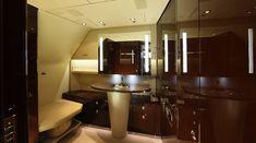 Airbus A318 Elite Bathroom Pegasus Design