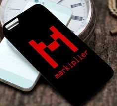 Markiplier CUSTOM PERSONALIZED FOR IPHONE 4/4S 5 5S 5C 6 6 PLUS 7 CASE SAMSUNG GALAXY S3 S3 MINI S4 S4 MINI S5 S6 S7 TAB 2 NEXUS CASE IPOD 4 IPAD 2 3 4 5 AIR IPAD MINI MINI 2 CASE HTC ONE X M7 M8 M9 CASE - SYXZC