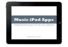 iPad Music Education Apps