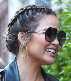 These Are Our 16 Favorite Braided Hairstyles for Medium-Length Hair # types of Braids trends Pretty Braided Hairstyles, Box Braids Hairstyles, Cool Hairstyles, Hairdos, Hairstyle Ideas, Braids For Medium Length Hair, Braids For Short Hair, Medium Hair Styles, Short Hair Styles