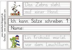 81 besten Deutsch 1. Klasse Bilder auf Pinterest | Grundschulen ...