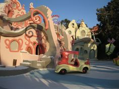 WooVille Universal Studios Hollywood California