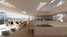 CGarchitect - Professional 3D Architectural Visualization User Community | London Public Library_Interior