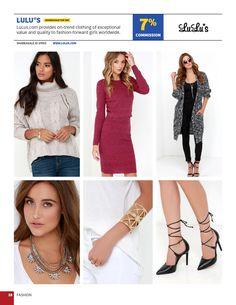 ShareASale Winter Catalog 2015 #accessories #womensfashion
