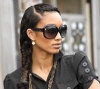 Protective Styles-- Love. Won't look like that on my hair but love.