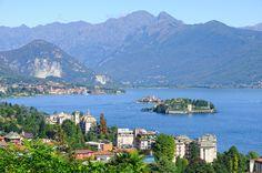 Stresa, Lake Maggiore  #italy #travel www.culturalitaly.com