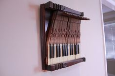12 Repurposed Piano Projects And Ideas - Top Craft Ideas Piano Art, Piano Room, Furniture Makeover, Diy Furniture, Music Furniture, Piano Crafts, Old Pianos, Upright Piano, Keys Art