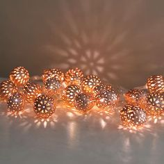 light garland on pinterest garlands xmas lights and. Black Bedroom Furniture Sets. Home Design Ideas