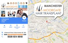 Hair Loss Clinic Manchester | Hair transplant Clinic Manchester - Moorgate hair transplants have Dedicated Hair restoration theatres in Manchester & across the UK, Call now for a FREE Consultation 0330 024 9848.