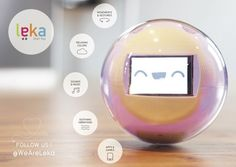 """There's a new robot in town. Although it looks like any other toy robot, it is more of a companion, especially for children with Autism. Leka, the robot, encourages children with autism to develop social and motor skills by keeping them engaged and active. <a class=""""pintag searchlink"""" data-query=""""%23assistivetechnology"""" data-type=""""hashtag"""" href=""""/search/?q=%23assistivetechnology&rs=hashtag"""" rel=""""nofollow"""" title=""""#assistivetechnology search Pinterest"""">#assistivetechnology</a> <a class=""""pintag"""" href=""""/explore/autism/"""" title=""""#autism explore Pinterest"""">#autism</a> <a class=""""pintag searchlink"""" data-query=""""%23autismspectrum"""" data-type=""""hashtag"""" href=""""/search/?q=%23autismspectrum&rs=hashtag"""" rel=""""nofollow"""" title=""""#autismspectrum search Pinterest"""">#autismspectrum</a> <a class=""""pintag searchlink"""" data-query=""""%23robot"""" data-type=""""hashtag"""" href=""""/search/?q=%23robot&rs=hashtag"""" rel=""""nofollow"""" title=""""#robot search Pinterest"""">#robot</a>"""