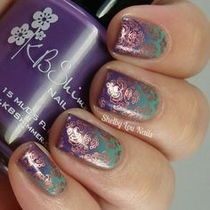Shelby Lou Nails: The Lacquer Ring: Metals