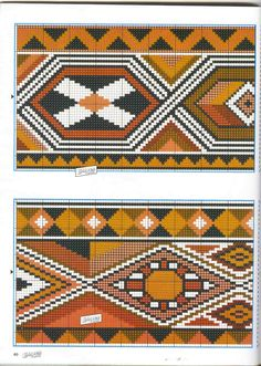 <3 #beading #beadwork #loom #pattern #cross_stitich