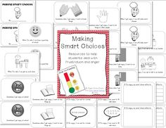 Extra Special Teaching: Making Smart Choices ~ Helping Students Deal with Frustration and Anger
