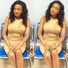 75c487881e0 Actress Chika Ike shares hot photos of herself with her fans – this will  make your eyes pop out!