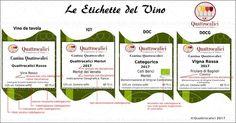 L'Etichettatura dei vini: Una guida completa per il consumatore e per l'appassionato
