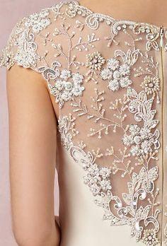 Gorgeous detailing
