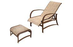 Atlanta Deck Chair