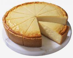 Tarta deliciosa y suave :-) - Receta Postre : Tarta de queso alemana por ENYMATARIN