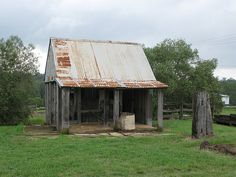 Old Shed Rouse Hill House & Farm by ireenlark, via Flickr
