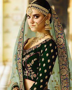Shop Online #desiroyale #wedding #earrings #vancouverbc #bridal #shaadi #embroidery #ethnic #designer #inpiration #weddingdress #blog #couture #fashion #fashionweek #chooda #kalire #peg #lehenga #lehengacollection #lehengacholi #lehengas #dressups #surrey