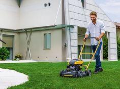 Gardenplaza - Gründlich zerkleinerte Grashalme müssen nicht extra entsorgt werden - Umweltfreundliches Rasenmähen seit 30 Jahren