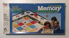 Match and Move Memory Game An Advanced Memory Game by ReclaimYouth