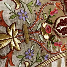 Altarworthy chasuble embroidery
