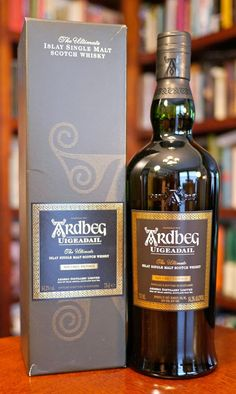 The Ardbeg Uigeadail Islay Single Malt Scotch Whisky