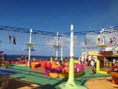 10 Reasons To Sail On The Carnival Breeze Cruise Ship