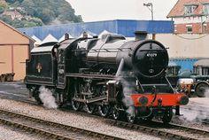 45379, Ex-LMS Stanier 5MT, Minehead, 7th October 2012 Photo by OG47