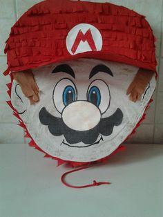 Mario Pinata...for my son