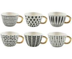 Môj zoznam želaní   WestwingNow Nanu Nana, Teller Set, Coffee Time, Terracotta, Sad, Tableware, Advent, Shopping, Tea Pots