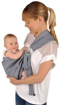 339bdc77622 Balboa Baby® Dr. Sears Adjustable Sling in Indigo  affiliate link