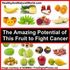 The Amazing Potential of This Fruit to Fight Cancer