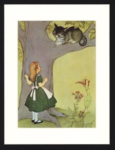 Hey, I found this really awesome Etsy listing at https://www.etsy.com/listing/85280022/antique-alice-in-wonderland-print
